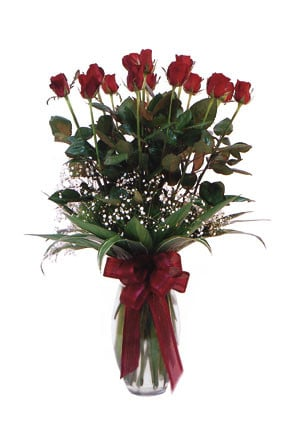IND003 Red Rose Bouquet (2002)