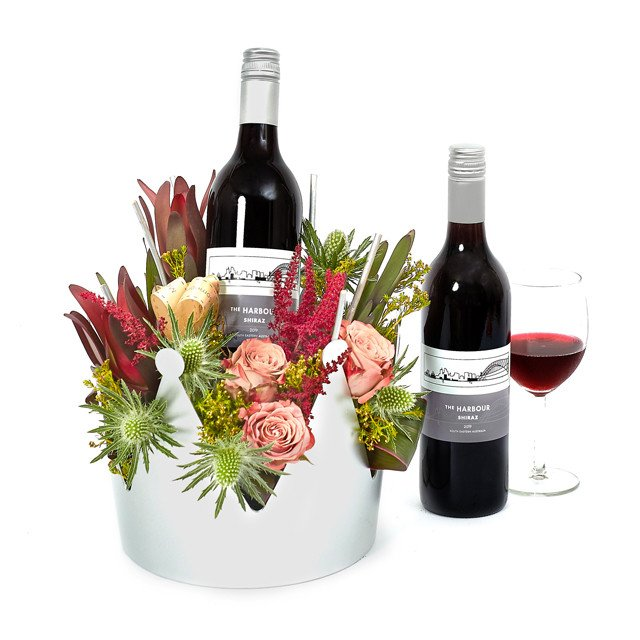 Harbour Shiraz Wine Gift Set