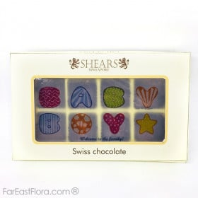 Shears 8-pc Chocolates Baby Boy